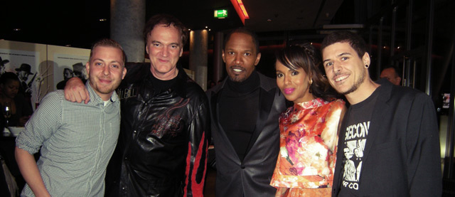 Sony Django Unchained - Meet and Greet